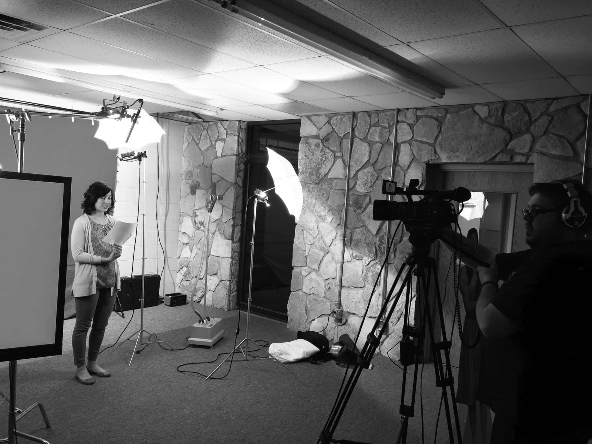 A Day at Camera Corner Studio