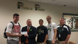 Preble High School Awarded $500