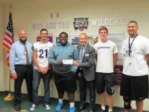 Congratulations to Green Bay West High School!